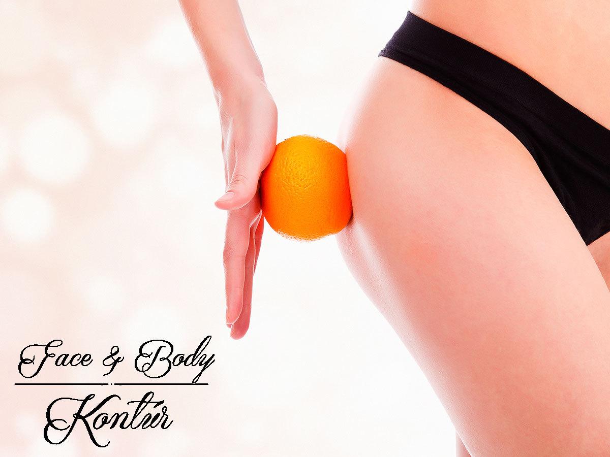Narancsbőr elleni kezeléssorozat, étkezési tanácsokkal és receptekkel - 6 és 12 alkalmas csomagok GARANCIÁVAL / Face&Body Kontúr