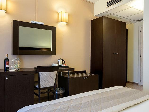 2020.04.01-2020.10.31-ig  / Hotel Executive **** Siena, Olaszország - 4 nap 3 éjszaka 2 fő részére reggelivel