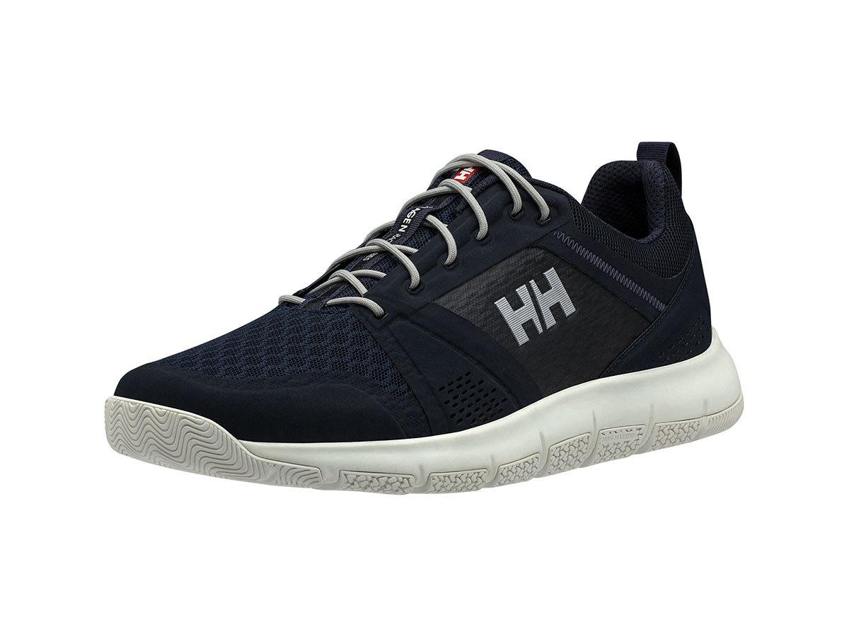 Helly Hansen SKAGEN F-1 OFFSHORE - NAVY / GRAPHITE BLUE / OF - EU 43/US 9.5 (11312_597-9.5 ) - AZONNAL ÁTVEHETŐ