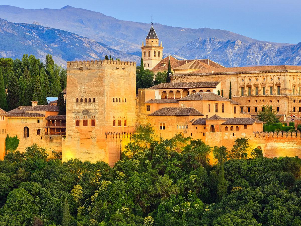 Spanyolország, Granada, Hotel Palacete del Corregdior*** - szállás 4 vagy akár 8 napra reggelis ellátással