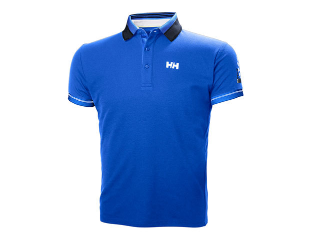 Helly Hansen HP SHORE POLO - OLYMPIAN BLUE - M (53013_563-M )