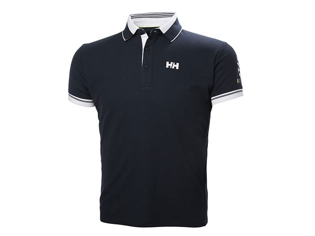 Helly Hansen HP SHORE POLO - NAVY - XXL (53013_597-2XL )