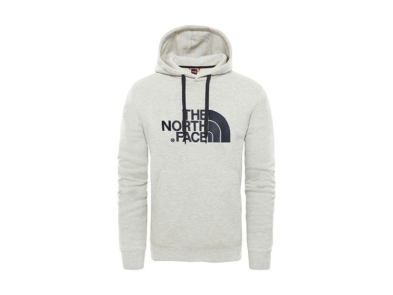 The North Face M Drew Peak PLV HD WILD OAT HEATHER - T0AHJY1TG - XL - AZONNAL ÁTVEHETŐ