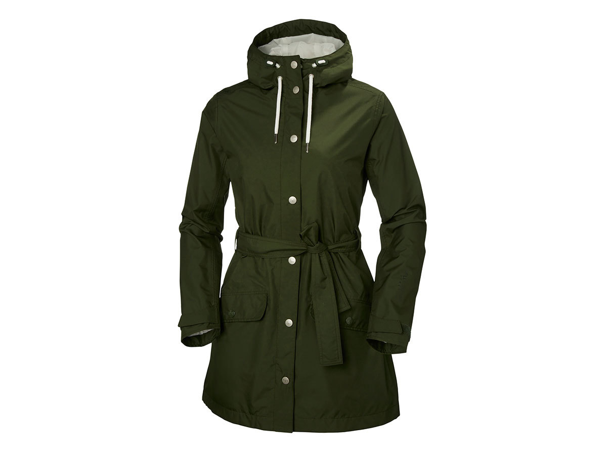 Helly Hansen W LYNESS COAT - FOREST NIGHT - S (62290_469-S )