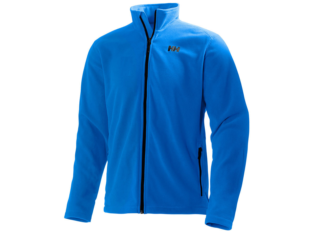 Helly Hansen DAYBREAKER FLEECE JACKET - OLYMPIAN BLUE - M (51598_563-M )