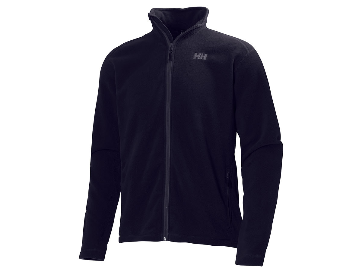 Helly Hansen DAYBREAKER FLEECE JACKET - NAVY - M (51598_598-M )