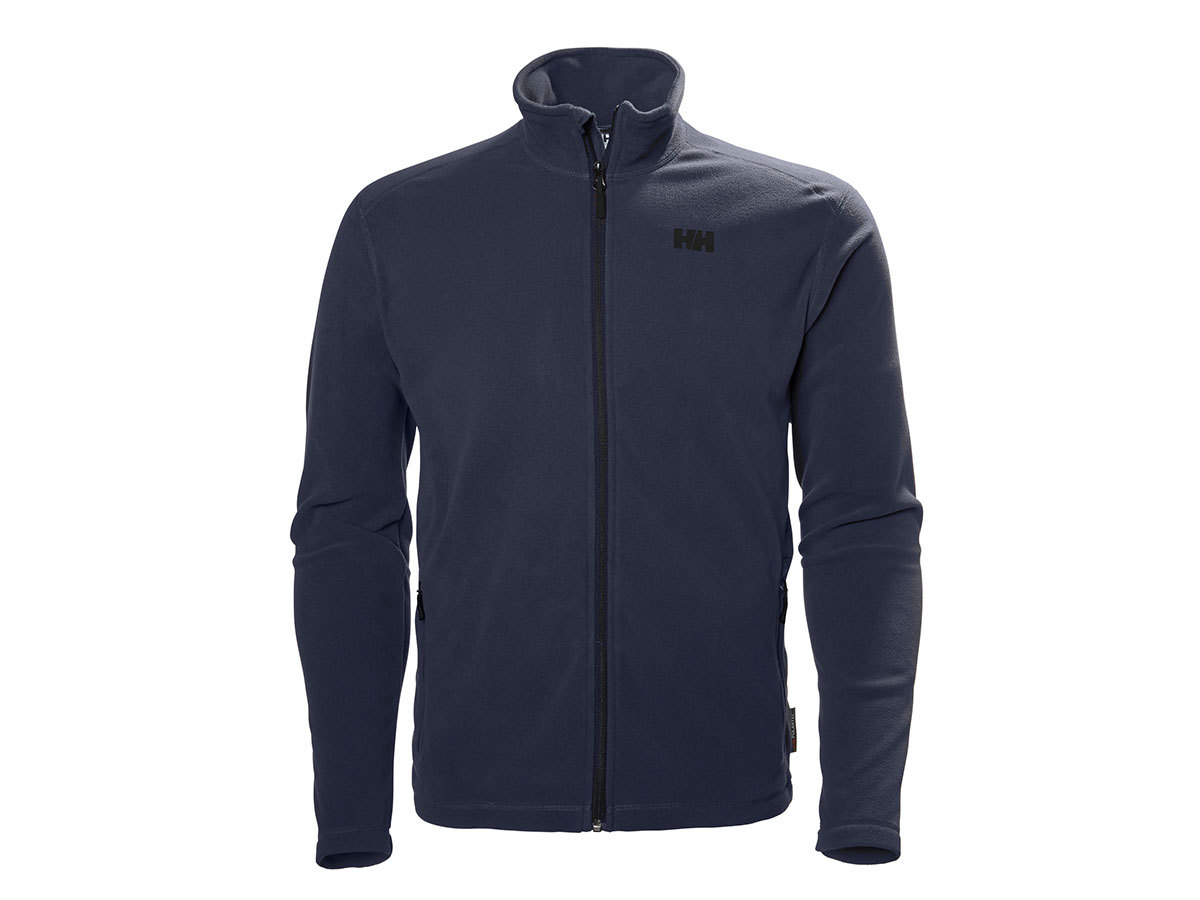 Helly Hansen DAYBREAKER FLEECE JACKET - GRAPHITE BLUE - XXL (51598_994-2XL )
