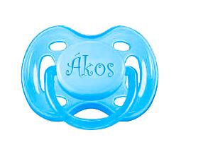 Philips Avent cumi gravírozással (Kék)