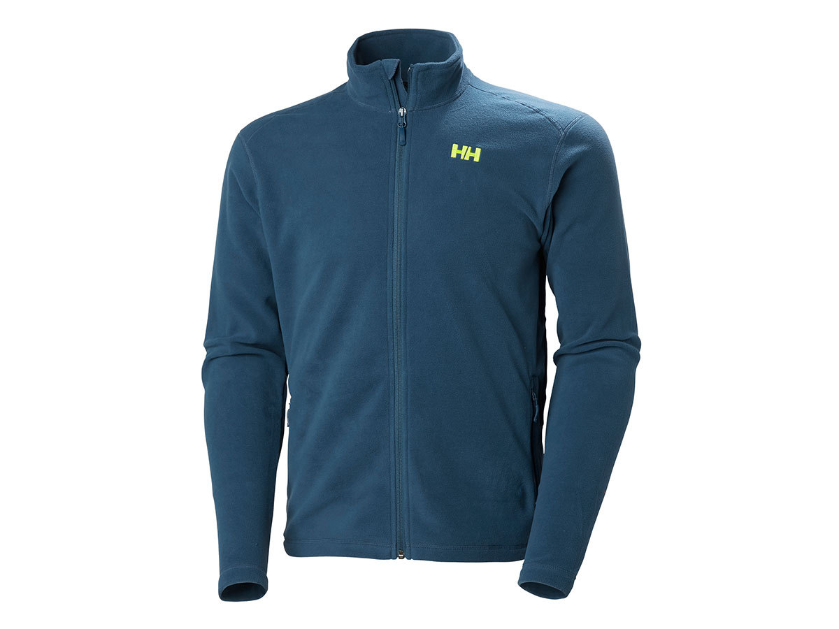 Helly Hansen DAYBREAKER FLEECE JACKET - DARK TEAL - L (51598_504-L )