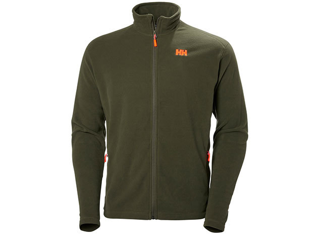 Helly Hansen DAYBREAKER FLEECE JACKET - IVY GREEN - XL (51598_491-XL )