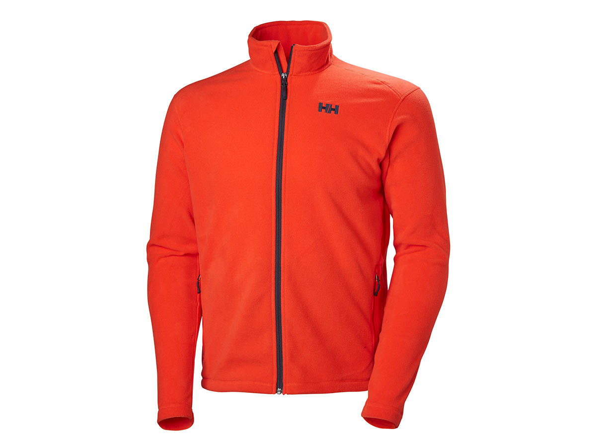 Helly Hansen DAYBREAKER FLEECE JACKET - GRENADINE - XXL (51598_135-2XL )