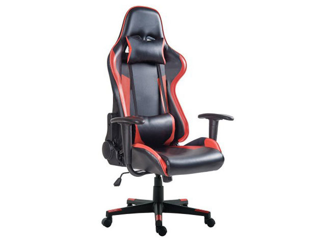 Gamer szék PRO, 3 színben - HOP1000874 (piros)