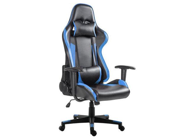 Gamer szék PRO, 3 színben - HOP1000874 (kék)