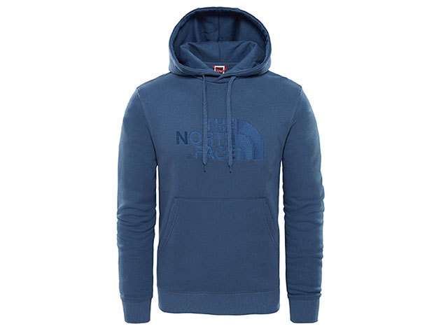 The North Face M DREW PEAK PLV HD SHADYBL/SHADYBL - T0AHJYJVL - S