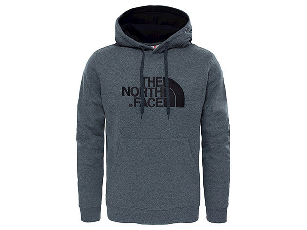 The North Face M DREW PEAK PUL HD TNF ME G H /T B - T0AHJYLXS - S