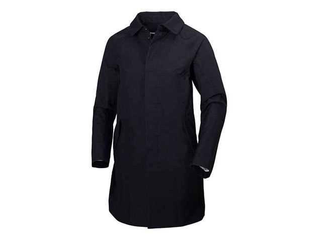Helly Hansen EMBLA DRESS COAT - BLACK - M (62498_990-M )