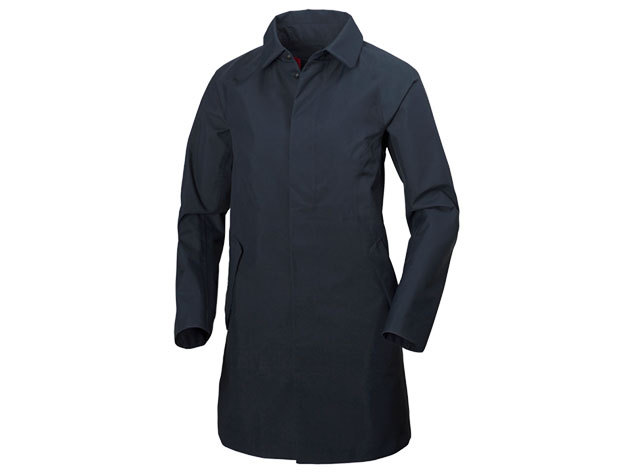 Helly Hansen EMBLA DRESS COAT - NAVY - L (62498_597-L )