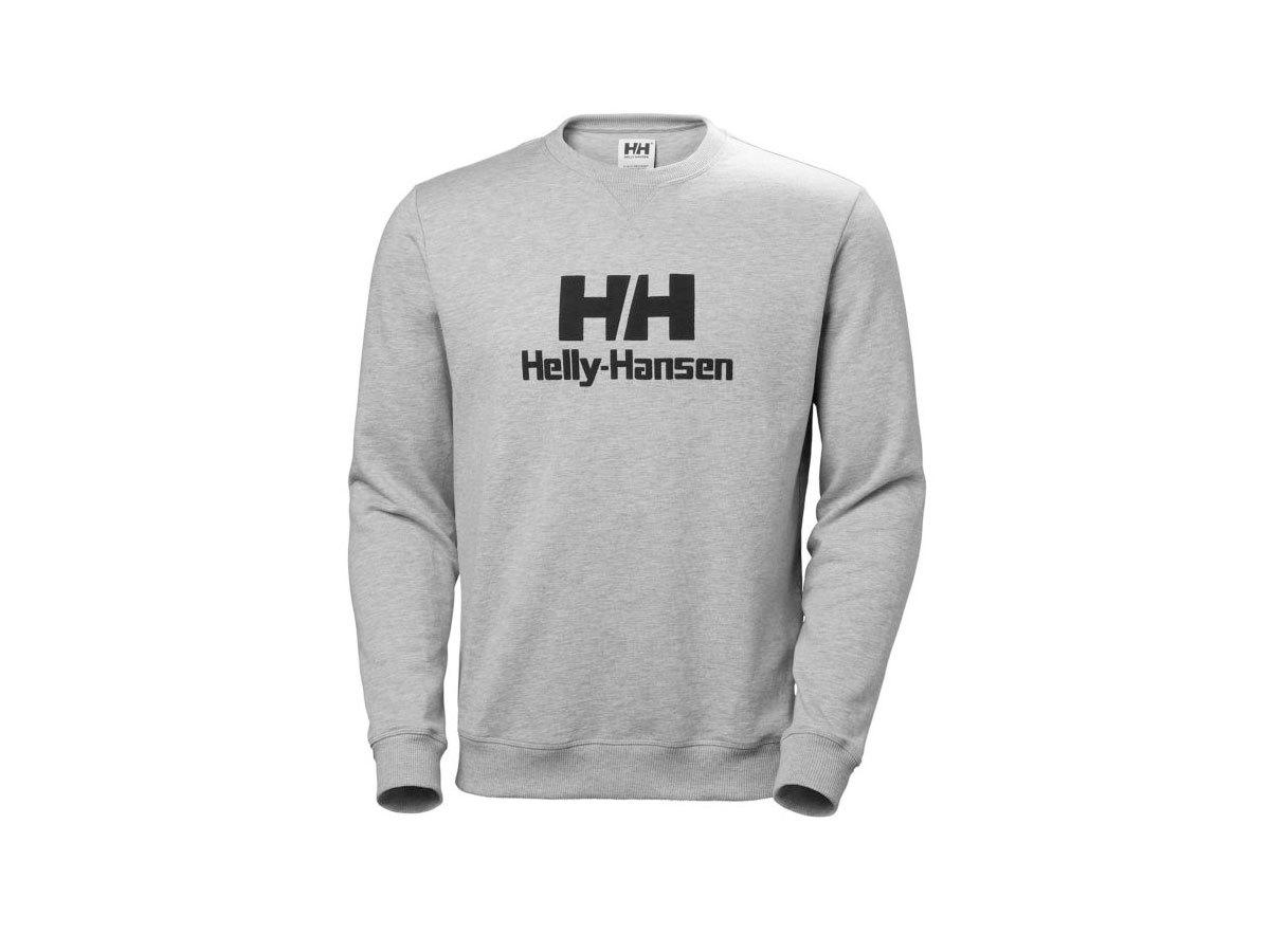 Helly Hansen HH CREW SWEAT - GREY MELANGE - XL (53155_950-XL )
