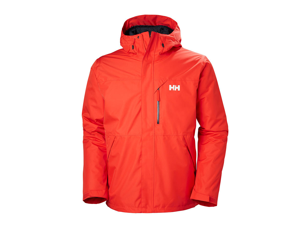 Helly Hansen SQUAMISH CIS JACKET - GRENADINE - XXL (62368_135-2XL )