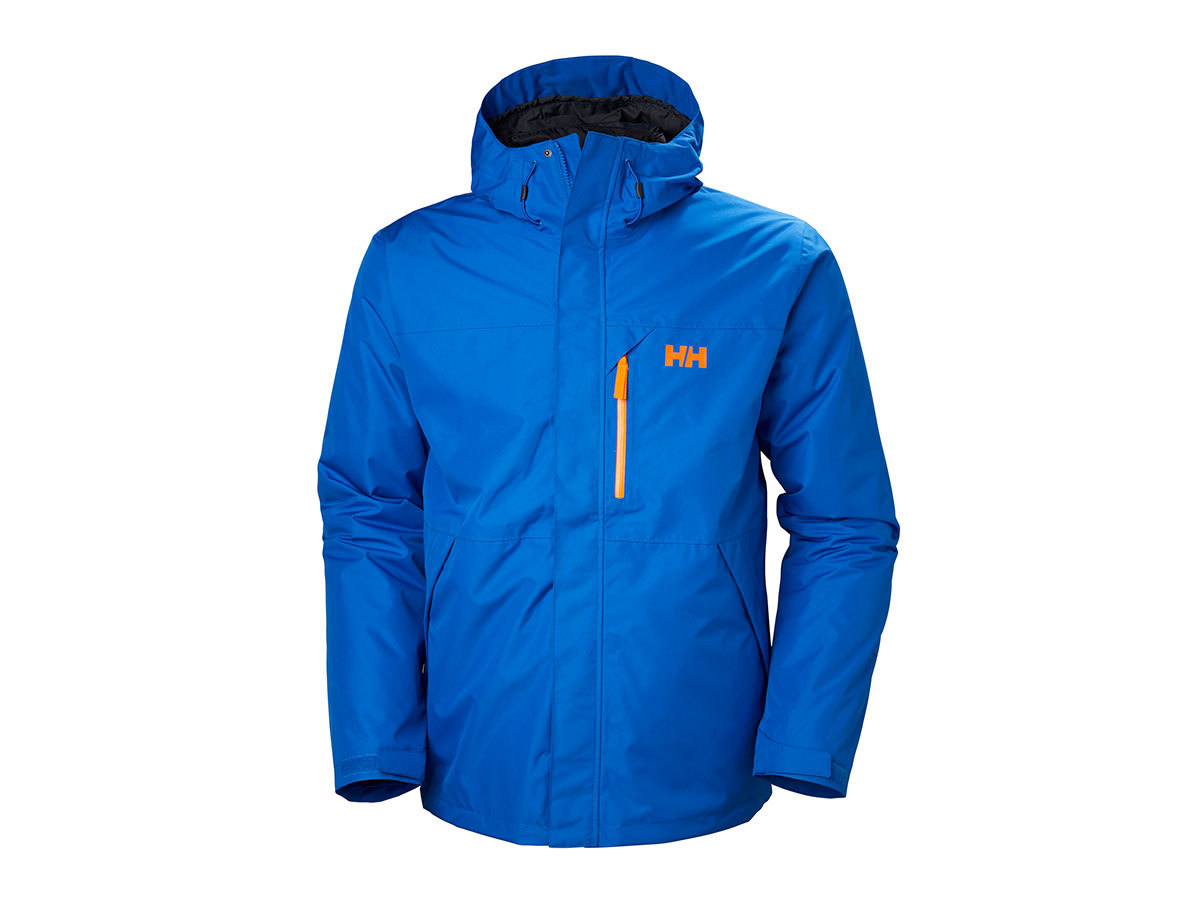 Helly Hansen SQUAMISH CIS JACKET - OLYMPIAN BLUE - L (62368_564-L )