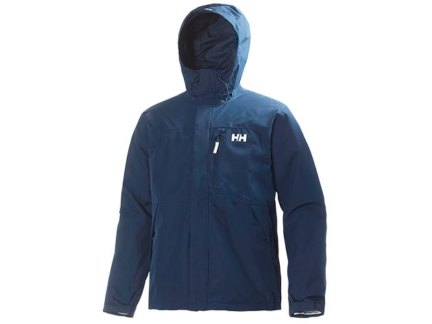 Helly Hansen SQUAMISH CIS JACKET - EVENING BLUE - XXL (62368_689-2XL )