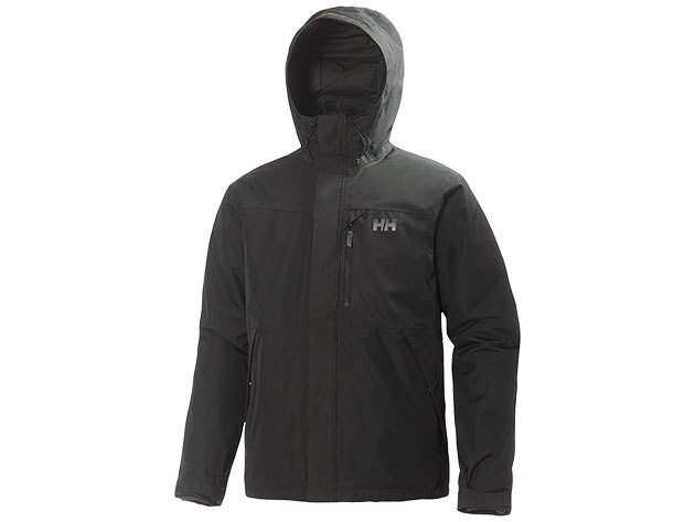 Helly Hansen SQUAMISH CIS JACKET - BLACK - S (62368_990-S )