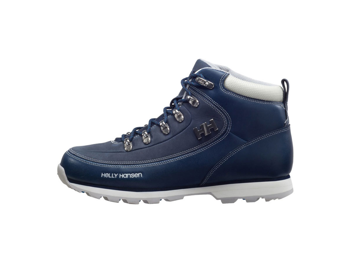 Helly Hansen W THE FORESTER - DEEP BLUE / OFF WHITE / L - EU 39.3/US 8 (10516_292-8F ) - AZONNAL ÁTVEHETŐ