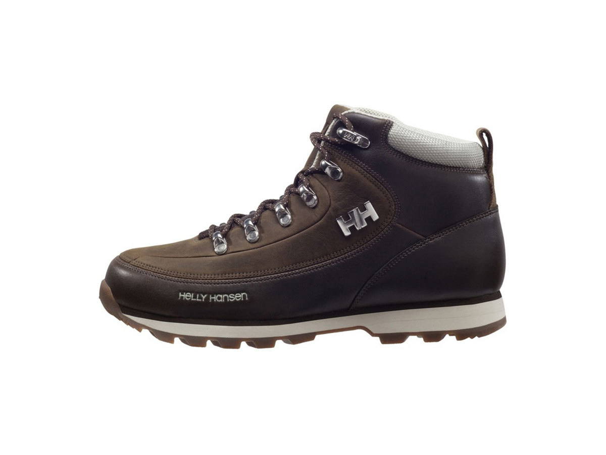 Helly Hansen W THE FORESTER - ESPRESSO / NATURA / WALNU - EU 41/US 9.5 (10516_708-9.5F )