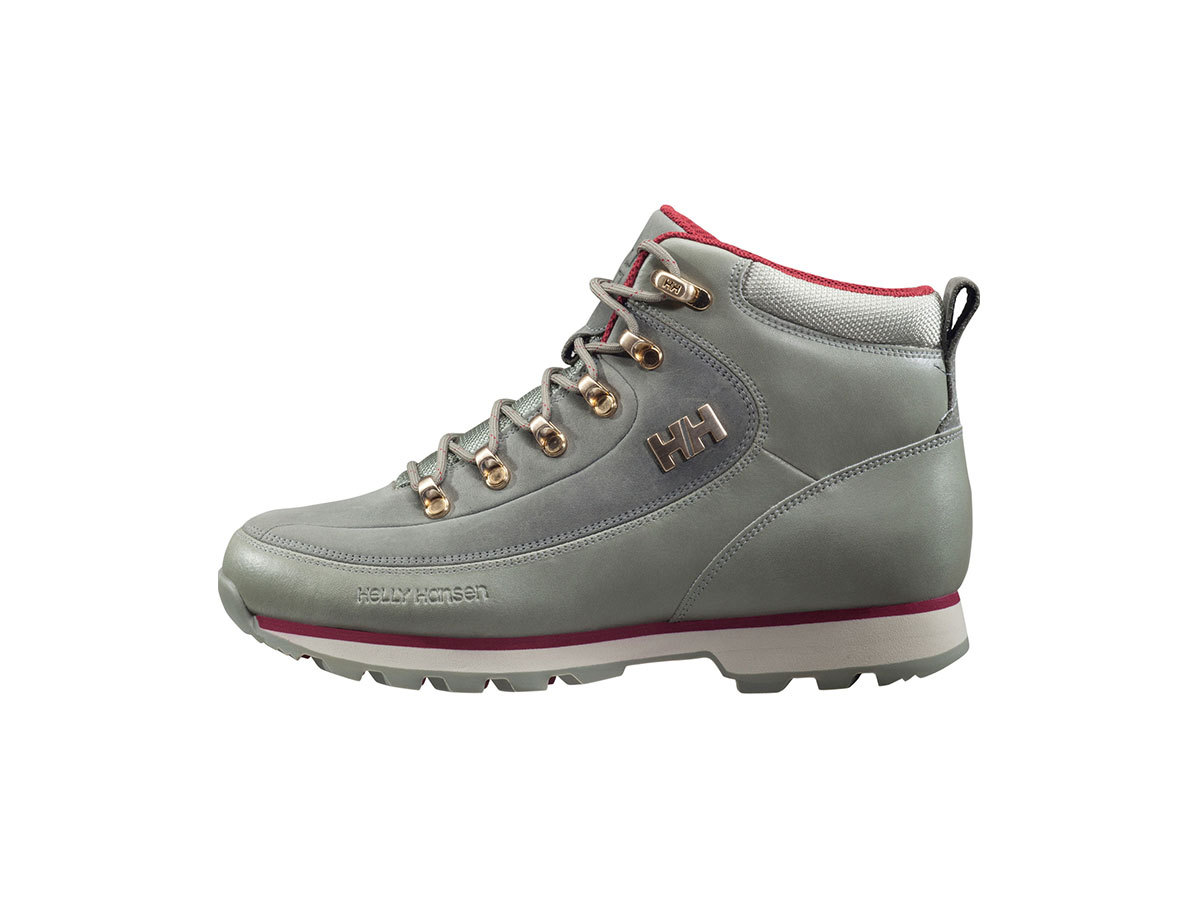 Helly Hansen W THE FORESTER - LAUREL OAK / NATURA / PLU - EU 37.5/US 6.5 (10516_710-6.5F )