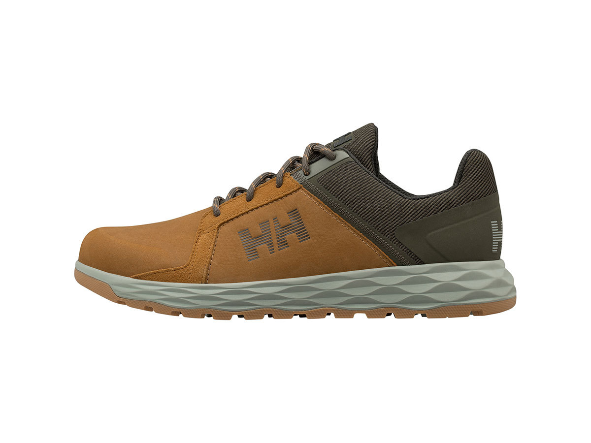 Helly Hansen GAMBIER LC - HONEY WHEAT / IVY GREEN / - EU 43/US 9.5 (11436_725-9.5 )