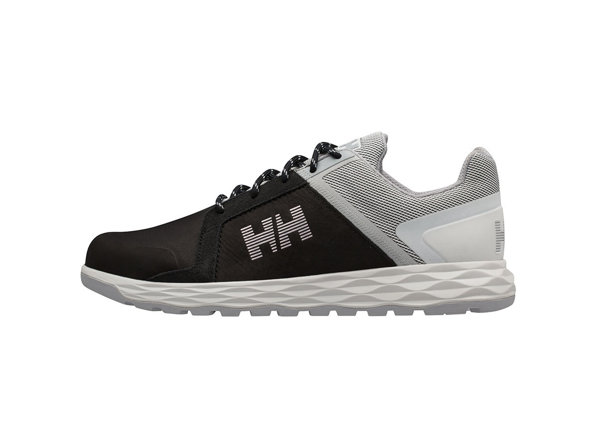 Helly Hansen GAMBIER LC - BLACK / LIGHT GREY / OFF - EU 44.5/US 10.5 (11436_990-10.5) - AZONNAL ÁTVEHETŐ