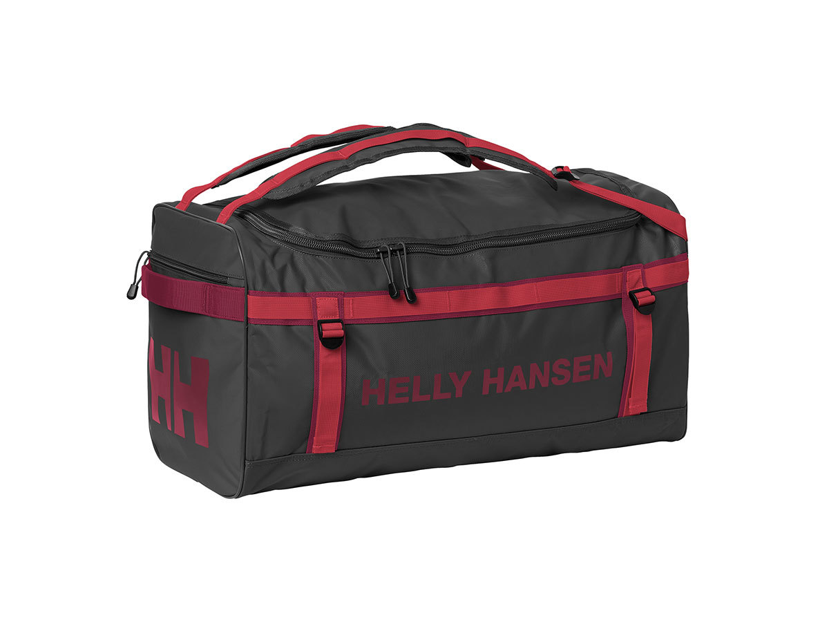 Helly Hansen HH CLASSIC DUFFEL BAG XS - EBONY - STD (67166_980-STD )