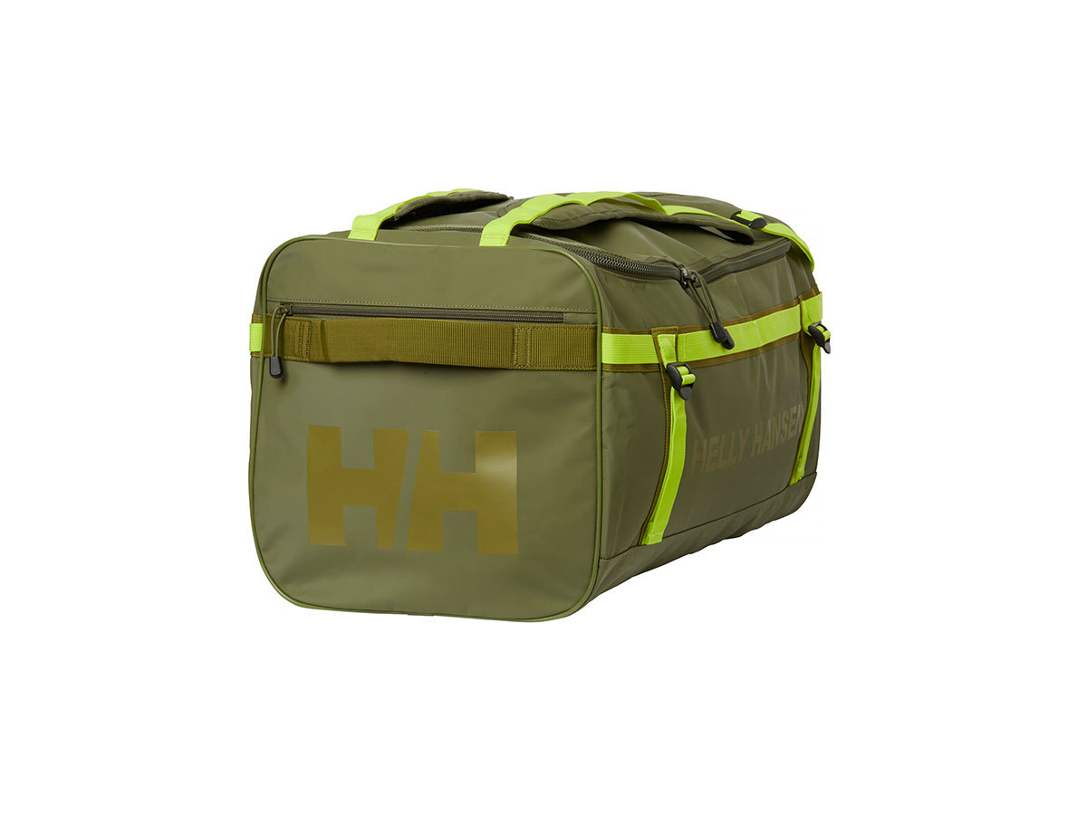 Helly Hansen HH CLASSIC DUFFEL BAG M - IVY GREEN - STD (67168_491-STD )