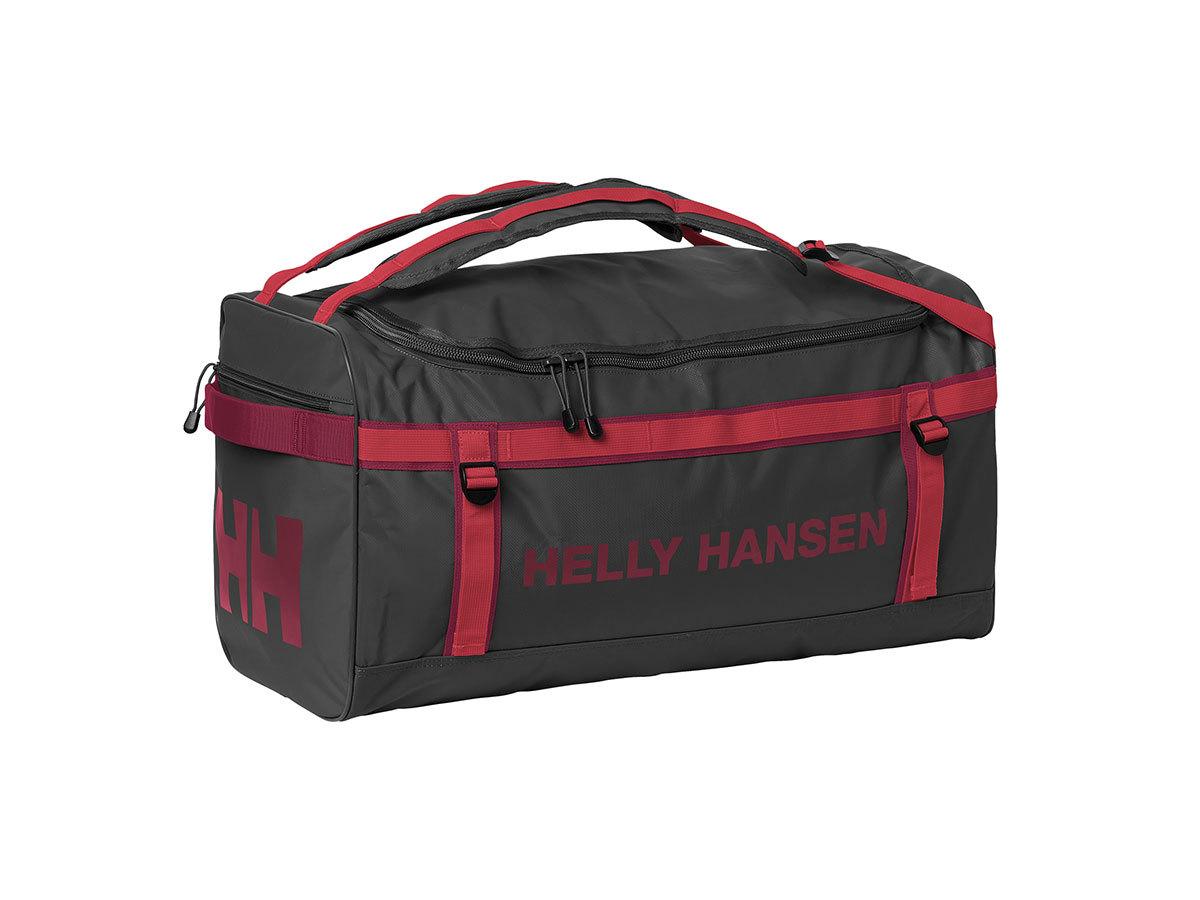 Helly Hansen HH CLASSIC DUFFEL BAG M - EBONY - STD (67168_980-STD )