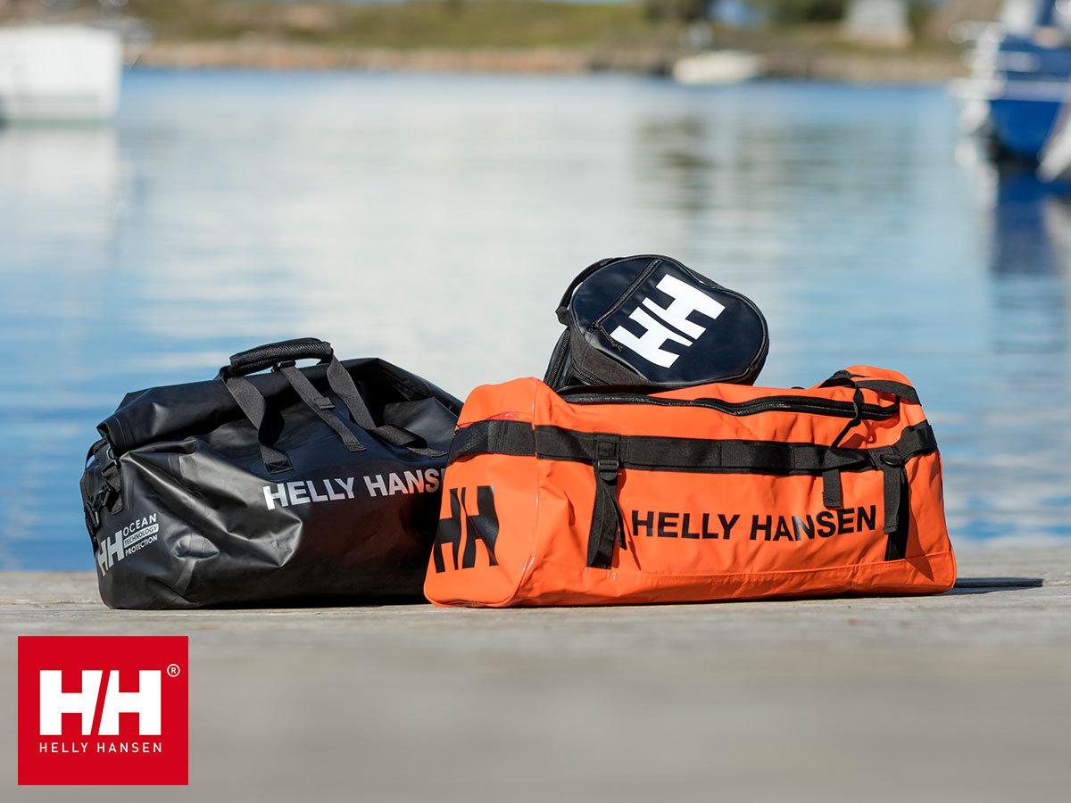 Helly Hansen HH CLASSIC DUFFEL BAG utazótáska több méretben (30-90L), strapabíró vízálló anyagból - több termék AZONNAL ÁTVEHETŐ!