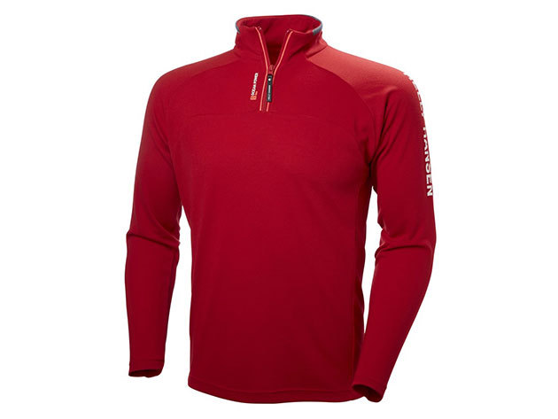 Helly Hansen HP 1/2 ZIP PULLOVER - RED - XXL (54213_162-2XL )