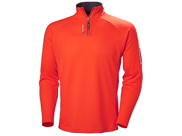Helly Hansen HP 1/2 ZIP PULLOVER - GRENADINE - M (54213_135-M )