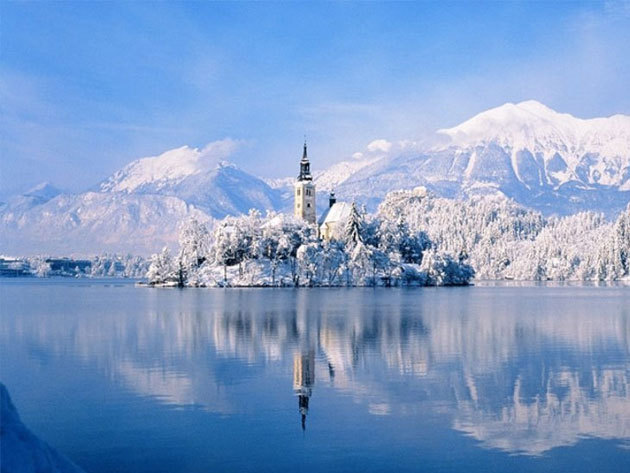 """Adventi hétvége Európa """"Zöld szívében"""", a Bledi–tónál panorámás reggelivel és vacsorával (2018.12.15-16)"""
