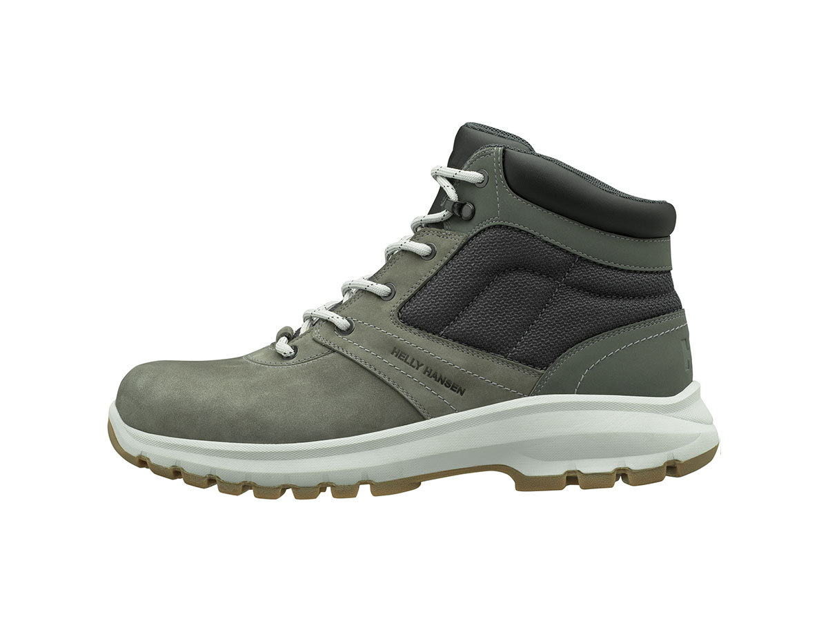 Helly Hansen MONTREAL V2 - MID GREY / BLACK / LIGHT - EU 46.5/US 12 (11425_061-12 )