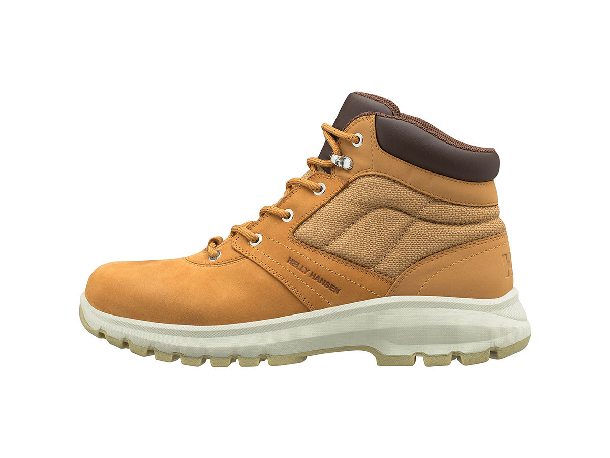 Helly Hansen MONTREAL V2 - NEW WHEAT / COFFE BEAN / - EU 46.5/US 12 (11425_724-12 )