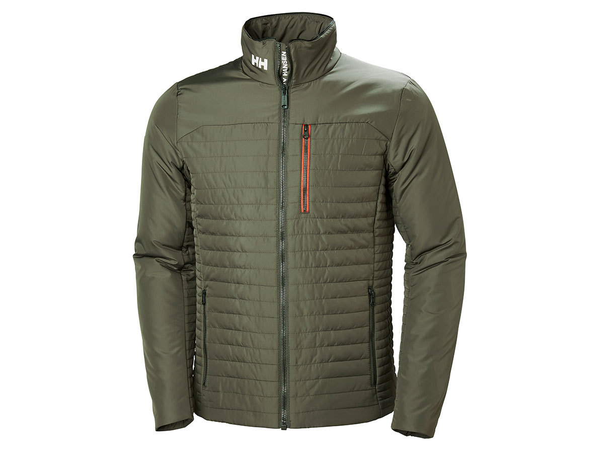 Helly Hansen CREW INSULATOR JACKET - BELUGA - XL (54344_482-XL )
