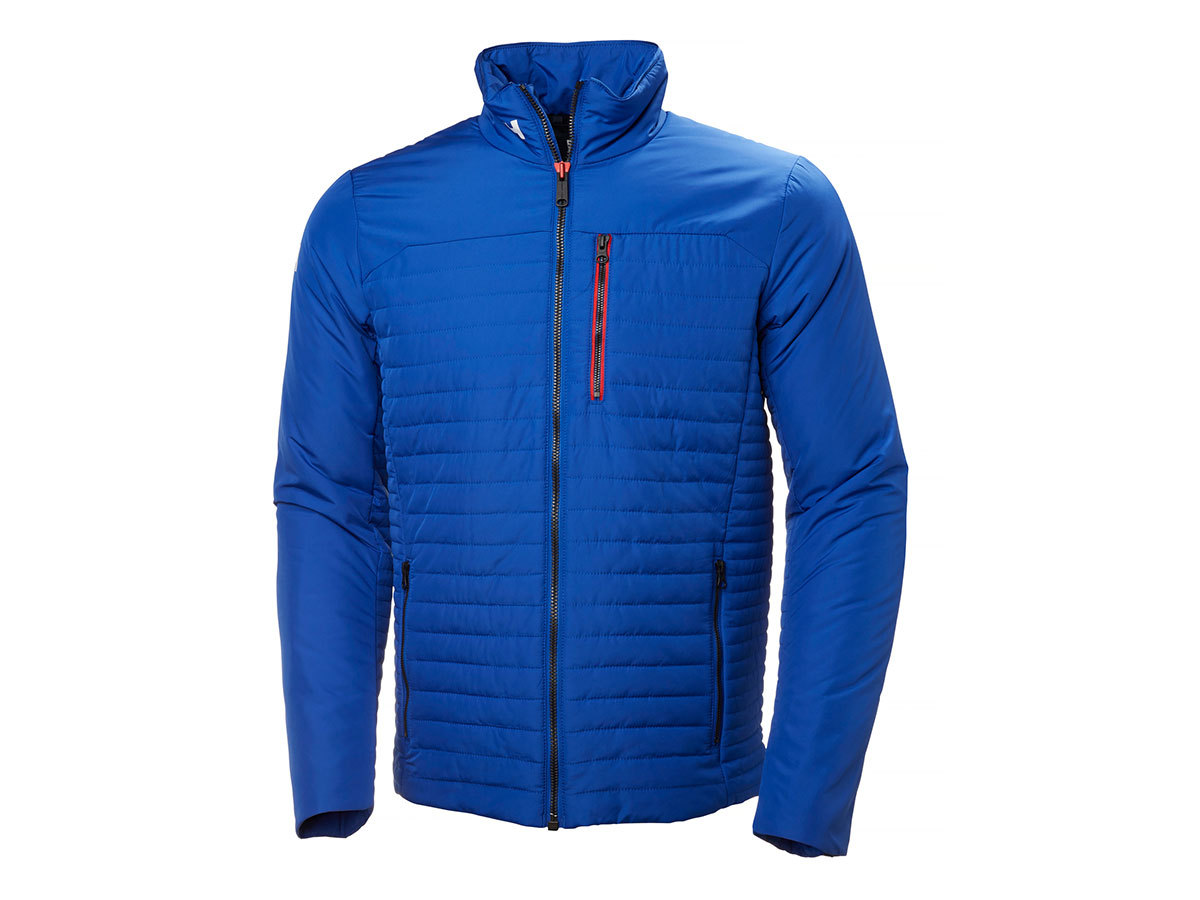 Helly Hansen CREW INSULATOR JACKET - OLYMPIAN BLUE - XL (54344_563-XL )