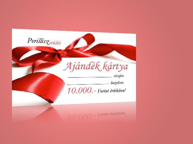 Karácsony 2012! Ajándékkártya