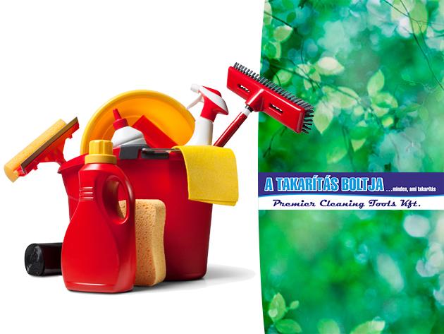 Tökéletes tisztaság, avagy speciális tisztítószerek amiket a profik is használnak!
