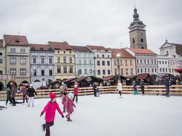 2018. december 15-16. / Advent Dél-Csehországban: Český Krumlov – České Budějovice 1 éj szállással, reggelivel, városnézéssel - buszos utazás / fő
