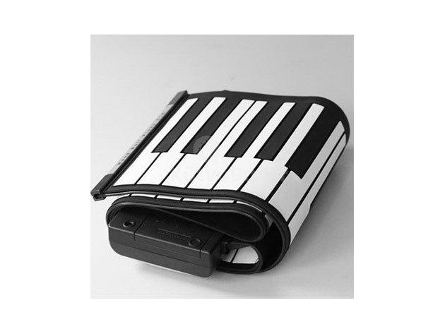 Flexibilis szintetizátor - összecsukható elektromos zongora digitális zongora - AZONNAL ÁTVEHETŐ