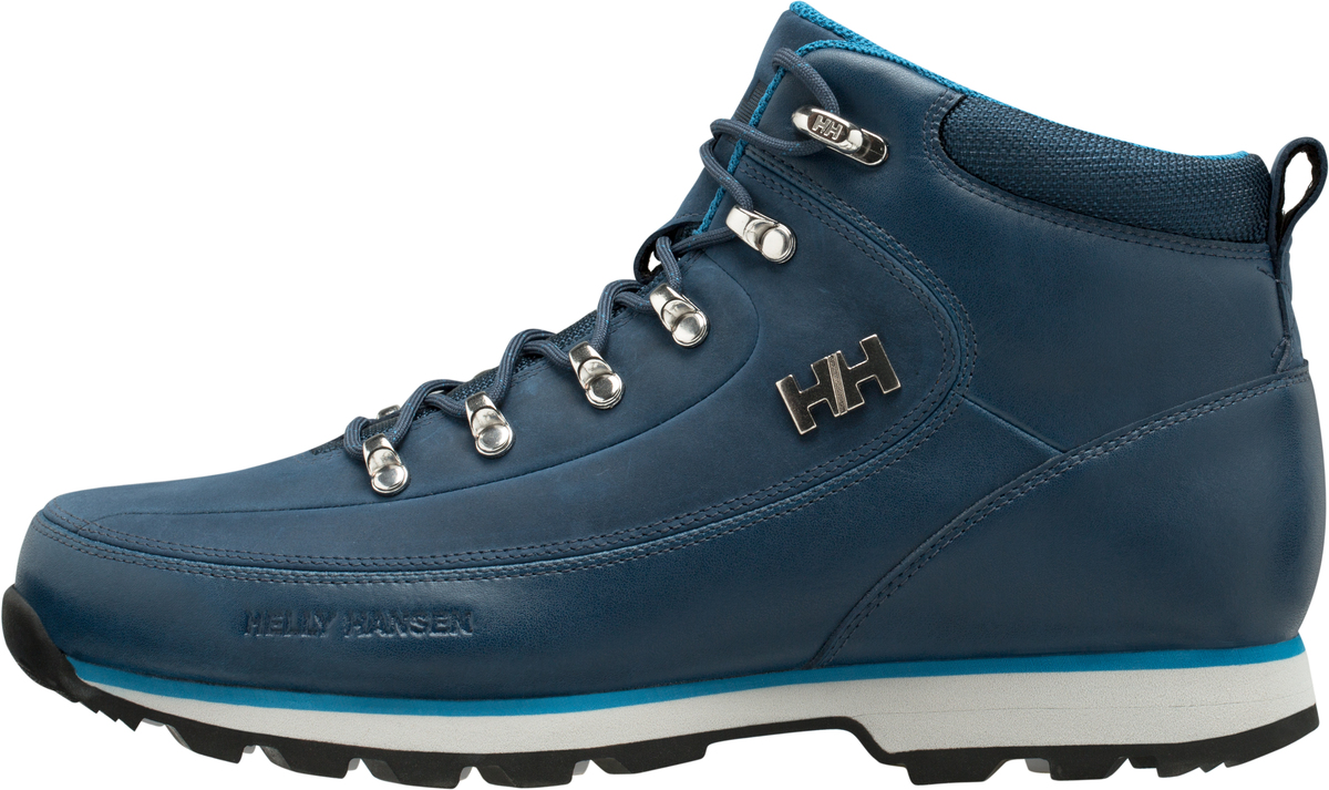 Helly Hansen THE FORESTER - DARK TEAL / CELESTIAL / L - EU 44.5/US 10.5 (10513_504-10.5 )
