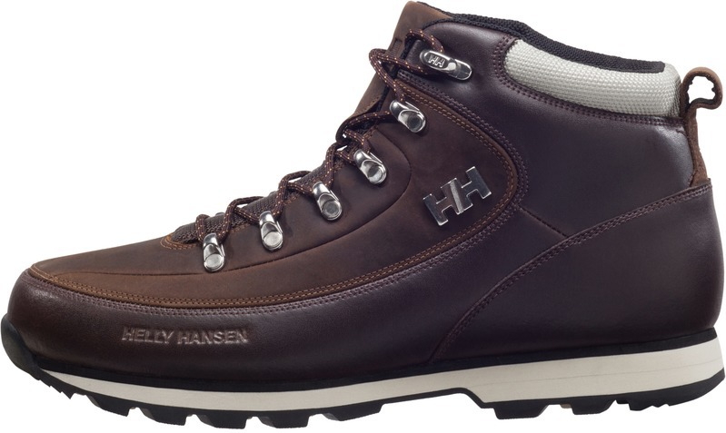 Helly Hansen THE FORESTER - COFFE BEAN / BUSHWACKER / - EU 40/US 7 (10513_708-7 )