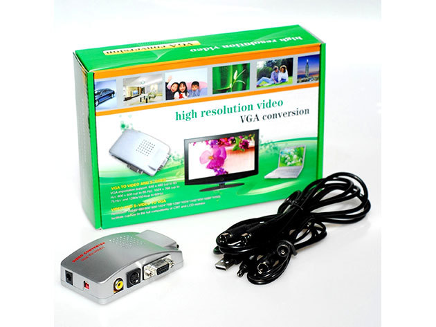 VGA-RCA SVideo kábel MM-002