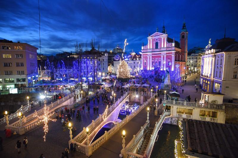 Adventi barangolás Szlovéniában - buszos utazás 2 éjszaka szállással, félpanzióval, idegenvezetéssel / fő
